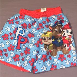 🐾 PawPatrol swimming trunks 24 months